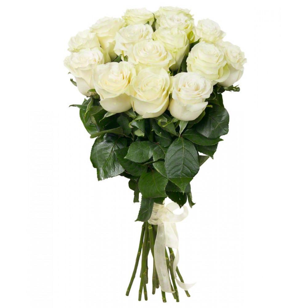 Купить белые розы, розы с доставкой