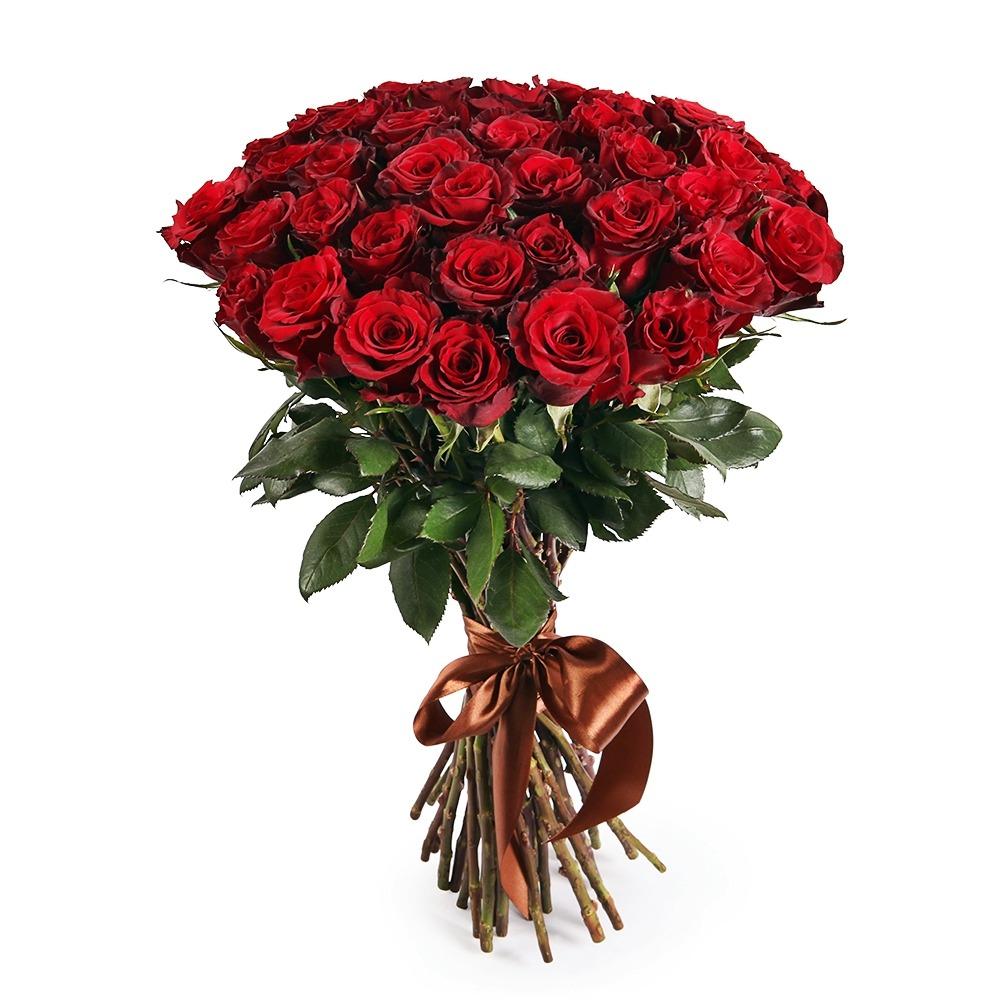 Купить красные розы, купить 19 роз, купить розы с доставкой., доставка роз