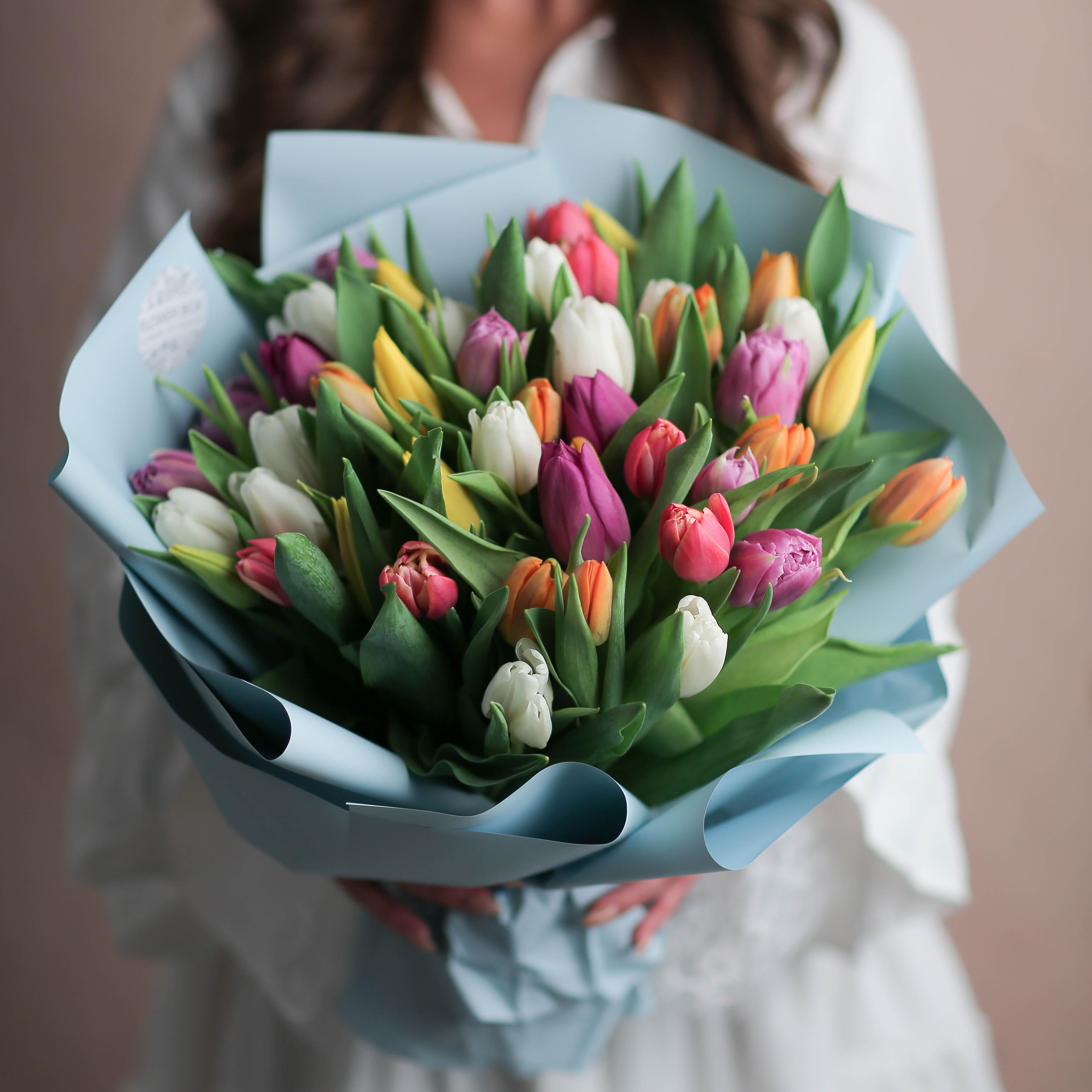 Картинки тюльпаны в феврале большее количество