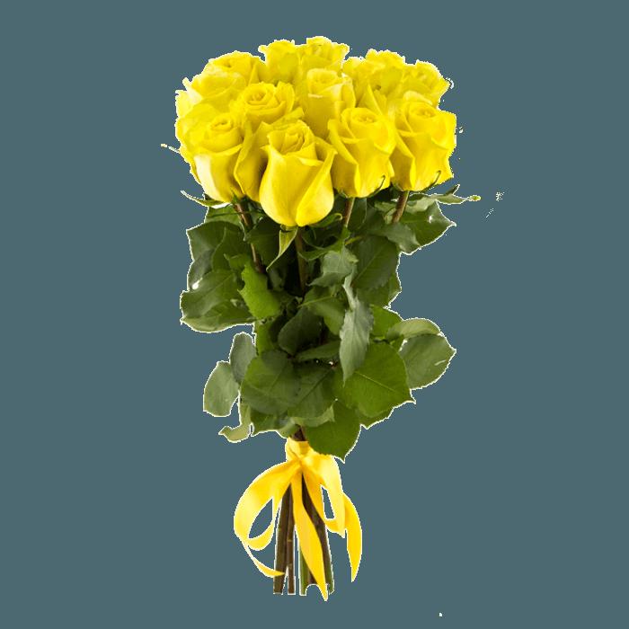 Купить желтые розы, розы с доставкой